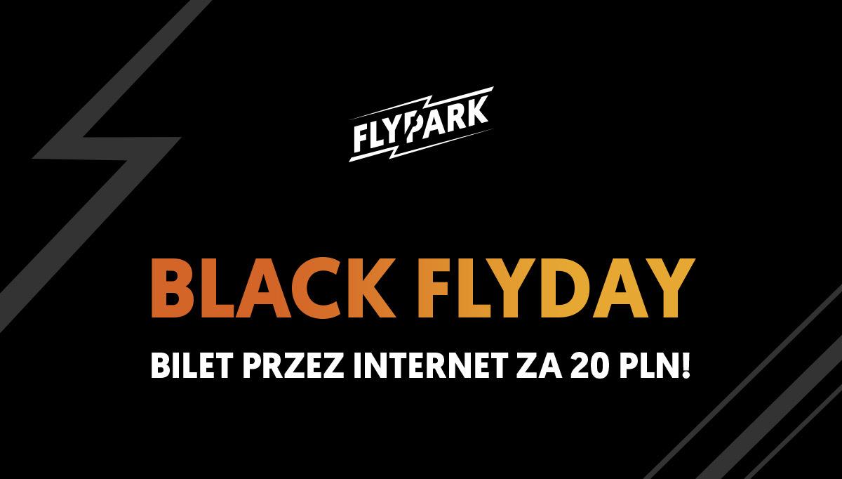 BLACK FLYDAY – PROMOCJA