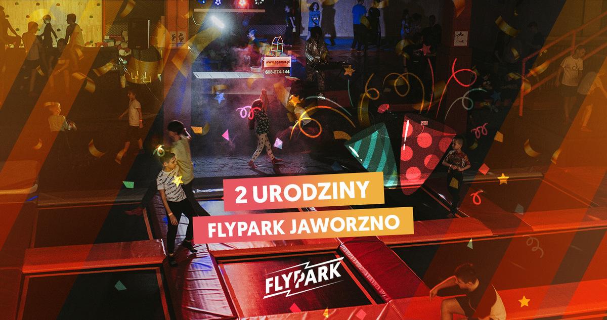 2 Urodziny FlyPark Jaworzno