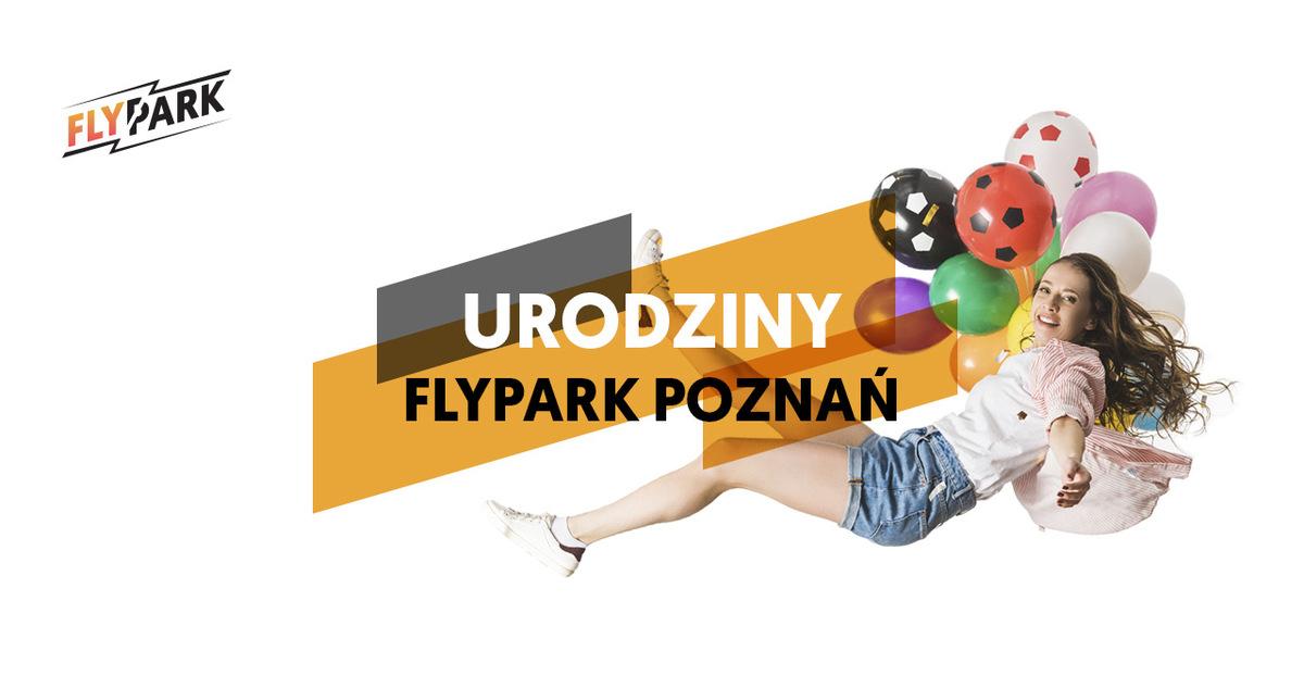 1. Urodziny FlyPark Poznań